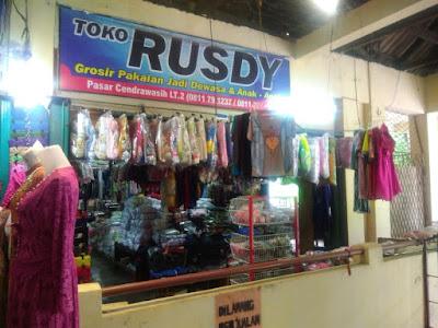 Toko Rusdy Kota Metro Lampung
