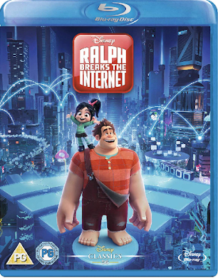 Ralph Breaks The Internet [2018] [3D] [BD25] [Latino]