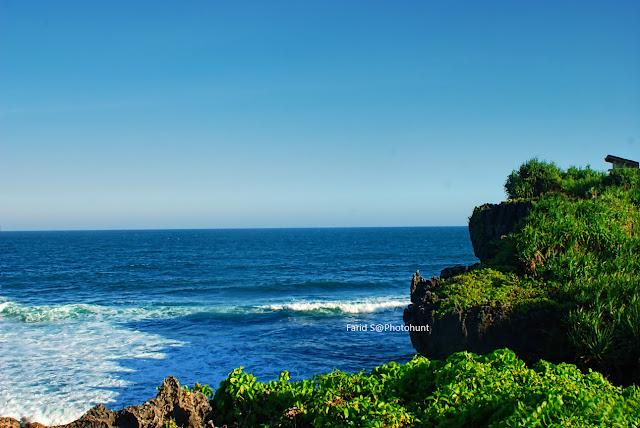pantai sundak, pantai yogyakarta, gunung kidul, pantai