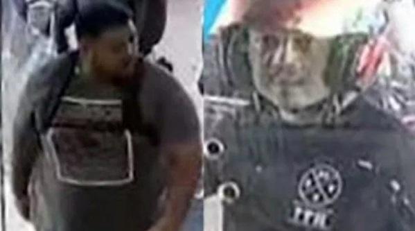 Mana Mau Sembunyi.!! 2 Lelaki Pukul Pekerja Stesen Minyak Diminta Serah Diri