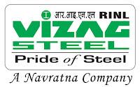 Rashtriya Ispat Nigam Limited Visakhapatnam Steel Plant, RINL, VSP, Vizag Steel, Andhra Pradesh, 10th, ITI, freejobalert, Latest Jobs, Hot Jobs, Trainee, vizag steel logo