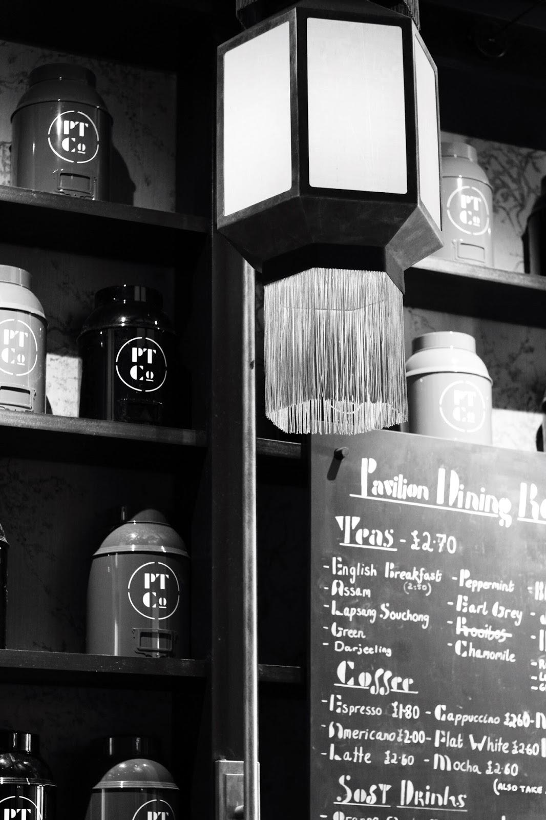 Brighton The Pavilion Tea Company Review