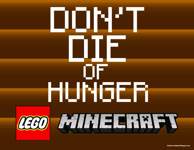 Housedestark Here We Go 9 Diy Best Lego Minecraft