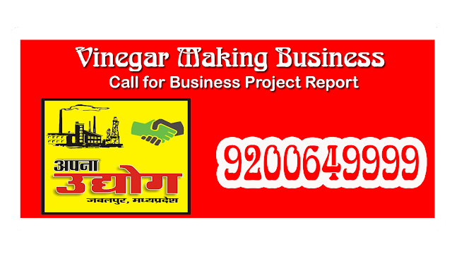 Vinager Making Business
