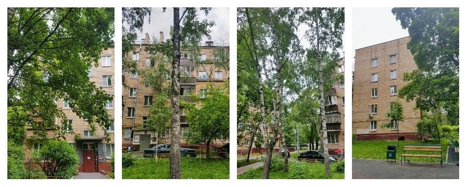 chruszczowki w Rosji