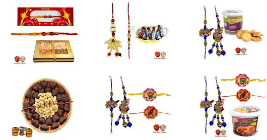 Buy and Send Rakhi to Lucknow Online through IndianShoppingSite