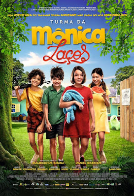 FILME: TURMA DA TURMA DA MÔNICA LAÇOS