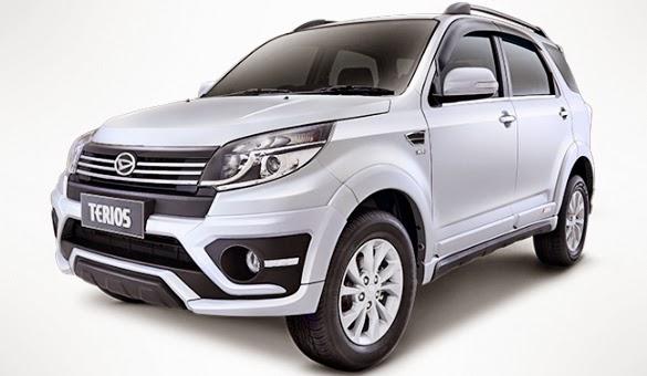 Daihatsu New Terios