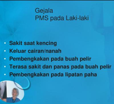 Gejala PMS Pada Pria