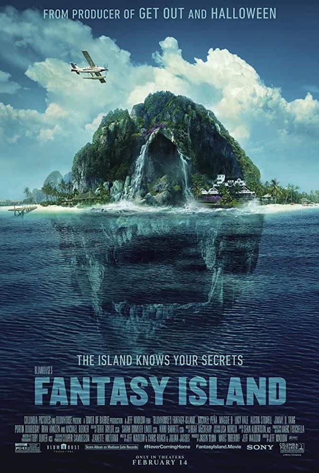 Fantasy Island 2020 UNRATED x264 720p Esub BluRay Dual Audio English Hindi GOPI SAHI