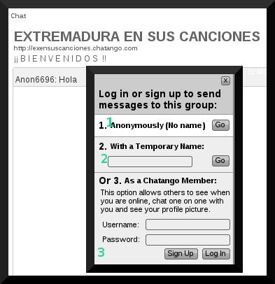 Entrar a Extremadura