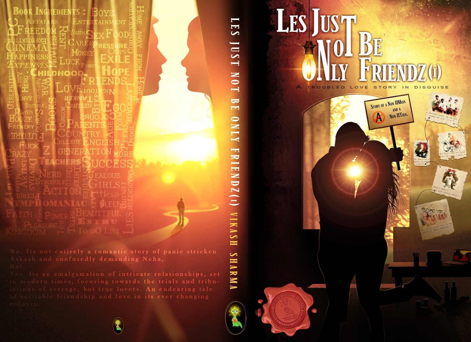 Les Jus Not Be Only Friendz (1) By Vikash Sharma