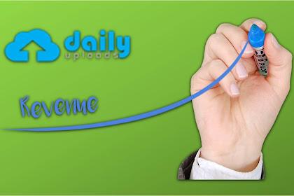 Cara Menghasilkan Uang Dari Situs PPD (Pay Per Download) DailyUploads
