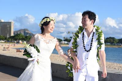 Photographer in Honolulu