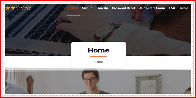 Мошеннический сайт 5starsinvestment.com – Отзывы, развод, платит или лохотрон? Мошенники