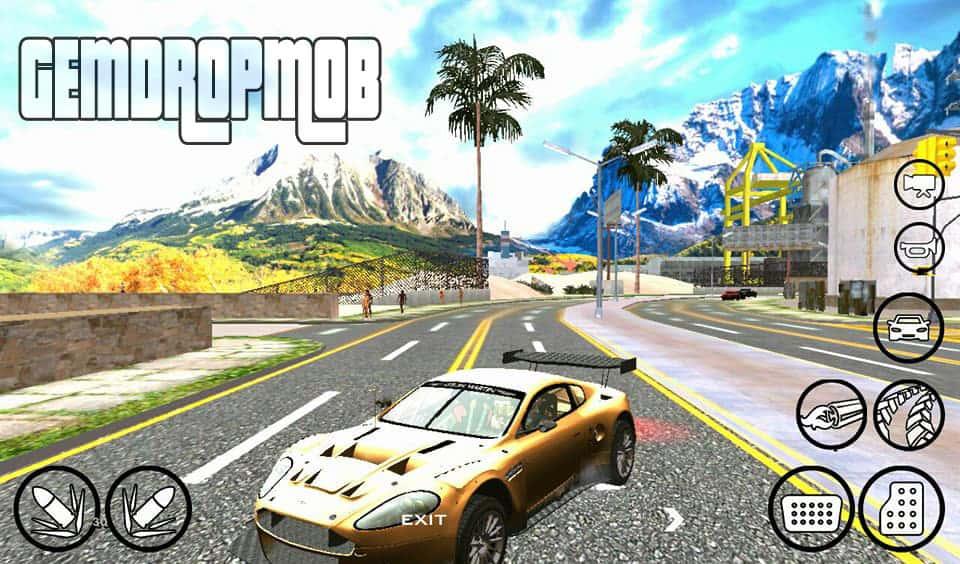 💐 Download gta sa lite mod indonesia 200mb all gpu | Download GTA