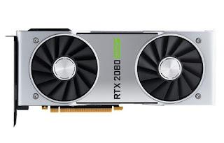 4. Nvidia GeForce RTX 2080