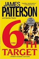 The 6th Target by James Patterson and Maxine Paetro (Book cover)