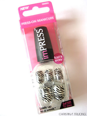 imPRESS Press-On Manicure Dancing Queen Review