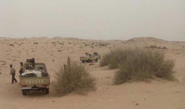 ⭕️ عاجل: طبول الحرب تُقرع في الگرگرات جنوب الصحراء الغربية.