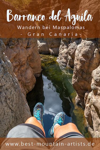 Barranco del Águila | Rundweg in und um die Adlerschlucht auf Gran Canaria 32