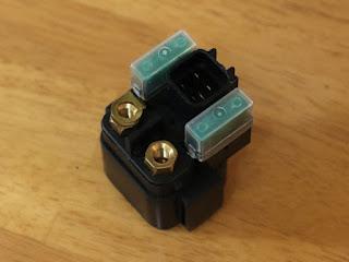 アドレスV125G 互換品スターターリレー