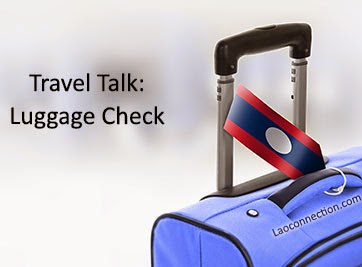 Image of luggage and tag