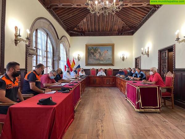 El Ayuntamiento celebra una reunión extraordinaria para coordinar las medidas del nivel 3 de alerta