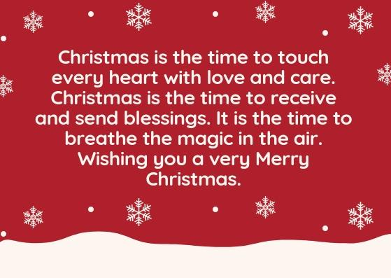 new year and Christmas wishes