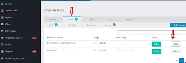 Cara Membuat Sub Domain Pada Blogspot di Niagahoster dengan Mudah dan Cepat