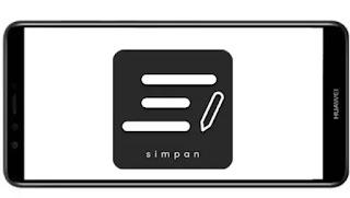 تنزيل برنامج Simpan Pro mod paid مدفوع مهكر بدون اعلانات بأخر اصدار من ميديا فاير