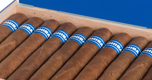 COHIBA CIGARS ARE NOW AFFORDABLE