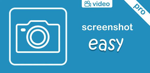 تنزيل Screenshot Easy  - تطبيق لقطة شاشة سريع وسهل لنظام الاندرويد