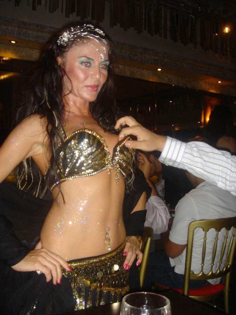 Belly Dance Nyc Restaurant