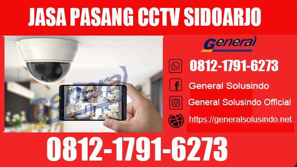 Jasa Pasang CCTV Sedati Sidoarjo