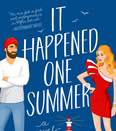 Book Review: It Happened One Summer by Tessa Bailey