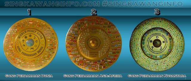 Gambar Gong Perdamaian