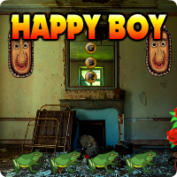 Play Avmgames Escape Happy Boy