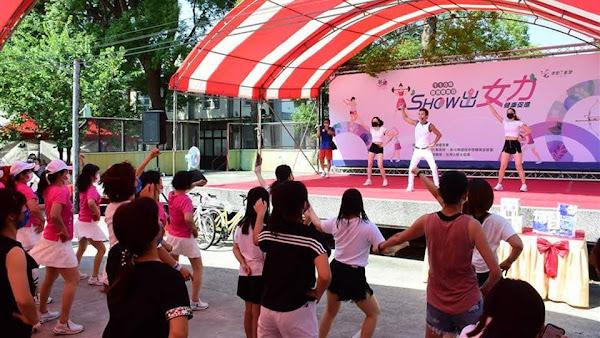 國民體育日秀出女力 彰化舉重好手黃宜甄獲百萬獎助