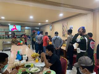 Nursalam Saka Ungkap 347 Pelanggar Protokol Kesehatan Terjaring Saat Operasi Yustisi di Jayapura