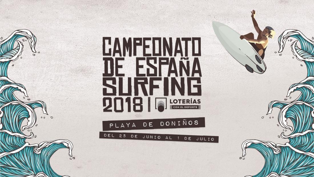 doninos surf campeonato espana
