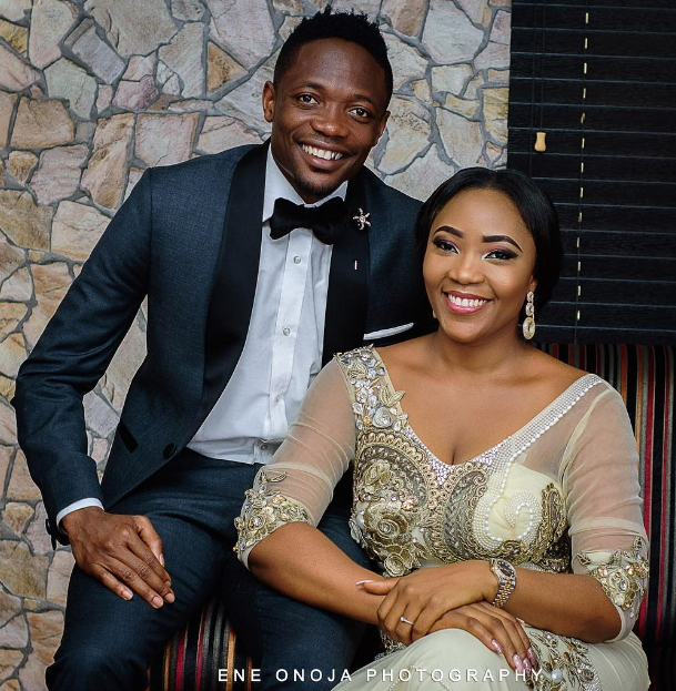 ahmed musa traditional wedding