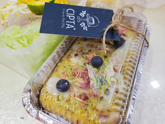 The Lemonade Poppy Seed Cake