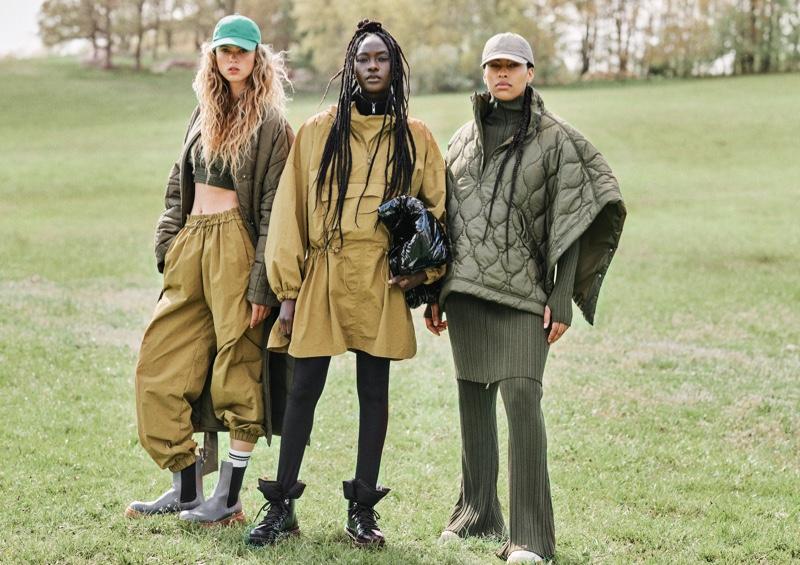 H&M fall-winter 2021 campaign