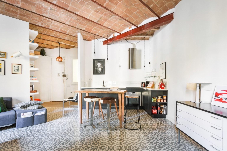 Coffee Break | The Italian Way of Design: Una ristrutturazione dal sapore vintage a Barcellona