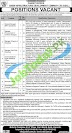 Sindh Infrastructure Development Company Jobs | Sindh October 2020 vacancy