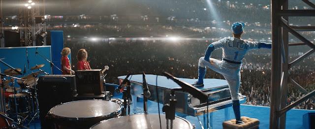 Taron Egerton Elton John Dexter Fletcher | Rocketman