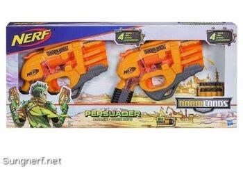 Bộ 2 súng Doomland Persuader 2 Pack