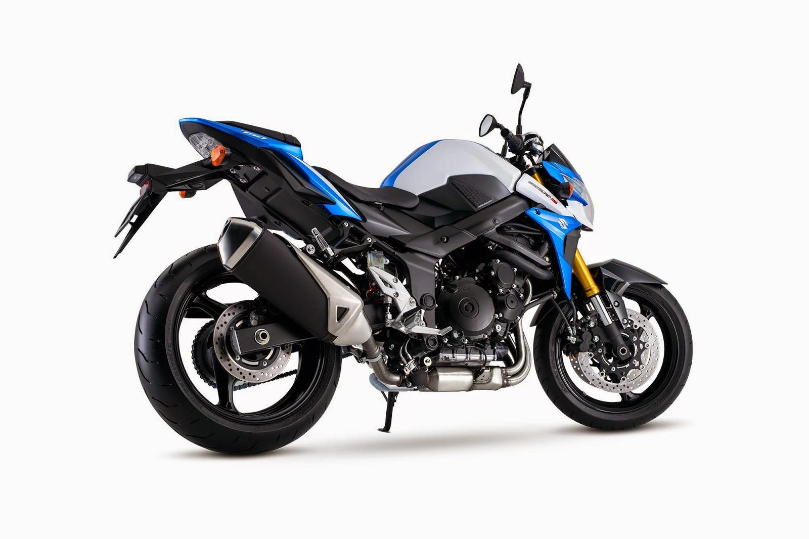 newly unveiled 2015 suzuki gsx s750z and gsx s750 bike. Black Bedroom Furniture Sets. Home Design Ideas