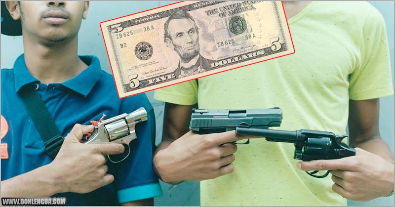 Joven asesinado por no pagar una deuda de 5 dólares en La Vega